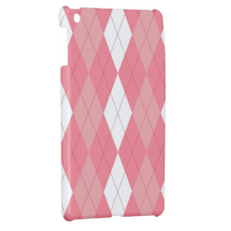 BabyGirl Argyle iPad Mini Case