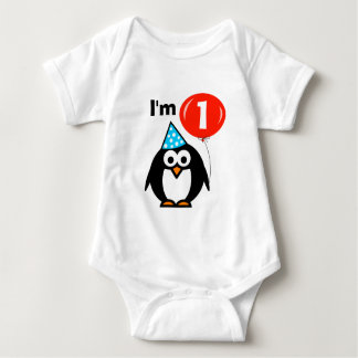 Babys 1st Birthday party shirt for one year old