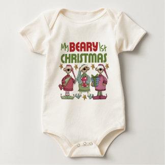 Baby's 1st Christmas Baby Bodysuit