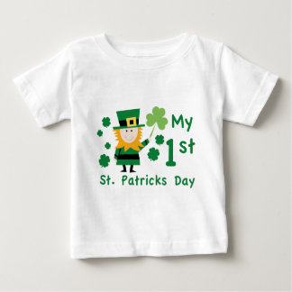 Baby's 1st St. Patrick's Day Baby T-Shirt