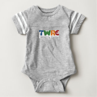 Baby's all-in-one baby bodysuit