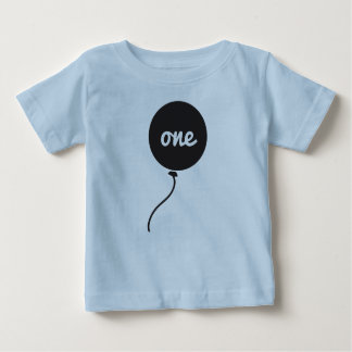Baby's First Birthday Shirt | Blue
