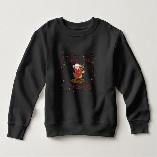 Babys first Christmas Sweatshirt