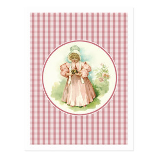 Baby's First Easter. Vintage Baby Custom Postcards
