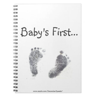 Baby's First... Notebooks