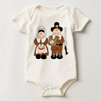 Baby's First Thanksgiving Shirt