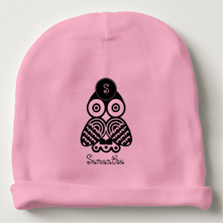 Baby's Initial and Name - Baby Beanie