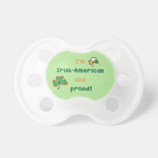 Baby's Pacifier - Irish