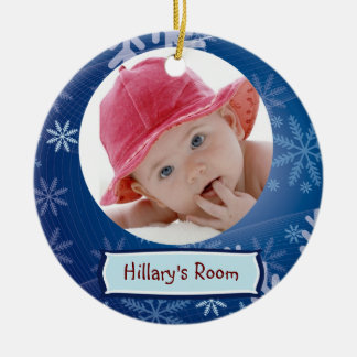 Baby's Room Ornament