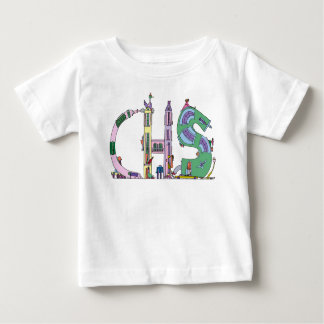 Baby's Tee   CHARLESTON, SC (CHS)
