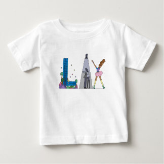 Baby's Tee | LOS ANGELES, CA (LAX)