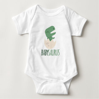 Babysaurus Baby Bodysuit