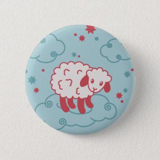 babysheep 2 inch round button