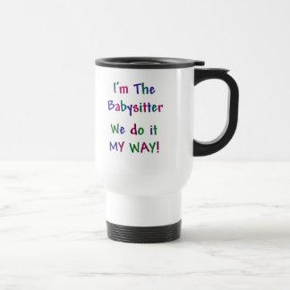Babysitter Mug