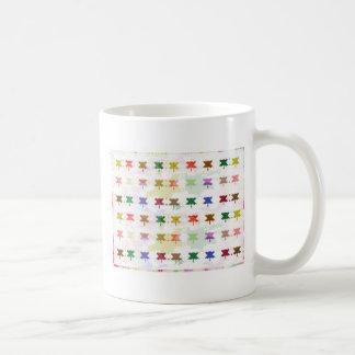 Babysoft Butterfly Patterns for Adults Coffee Mug