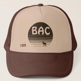 BAC 10 VINTAGE SAUCE TRUCKER HAT
