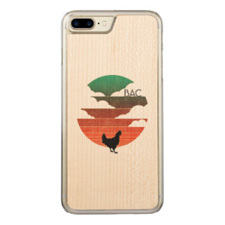 BACBRANDING CARVED iPhone 8 PLUS/7 PLUS CASE