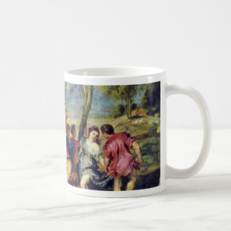 Bacchanal At Andros After A Painting Coffee Mug