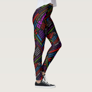 Bacchanal in De Carnival2 Leggings