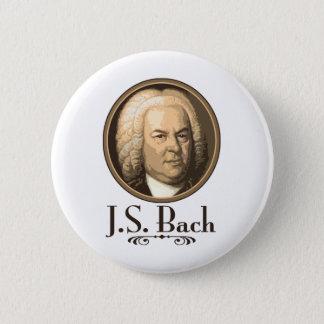 Bach 2 Inch Round Button