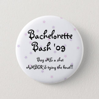 Bach Bash '09 2 Inch Round Button