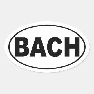 Bach Bumper Sticker