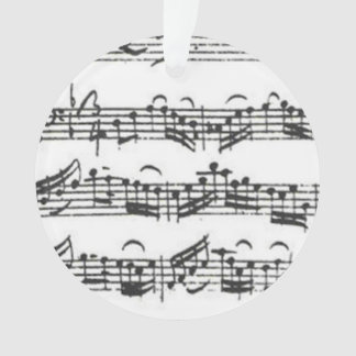 Bach Cello Suite Excerpts Ornament