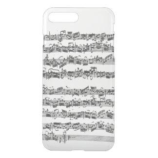 Bach Cello Suite Music Manuscript iPhone 7 Plus Case
