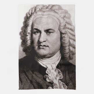 Bach Kitchen Towel