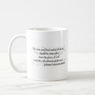 Bach Quote Mug