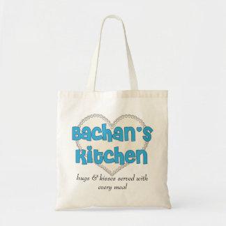 Bachan's kitchen tote