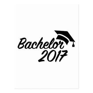Bachelor 2017 postcard
