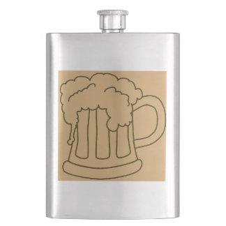 Bachelor Party Beer Mug Flasks