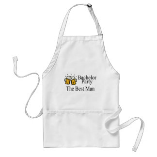 Bachelor Party Best Man Apron