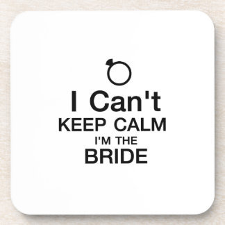 Bachelor Party Bride Team Bridesmaid wedding Coaster
