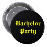 Bachelor Party Button
