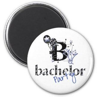 Bachelor Party Favors Magnet