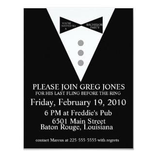 Bachelor Party Invitation