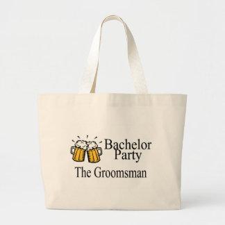 Bachelor Party The Groomsman Bag
