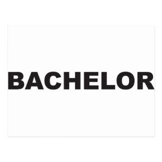 bachelor postcards