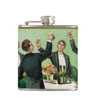 Bachelor Toast Flask