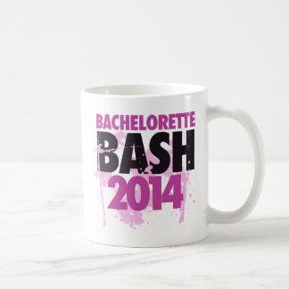 Bachelorette Bash 2014 Basic White Mug