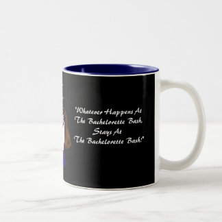 """Bachelorette Bash I"" Mug - Customizable"