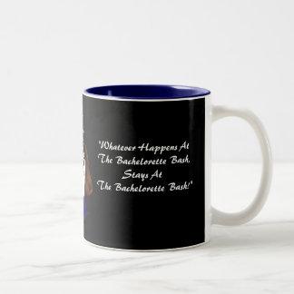 """Bachelorette Bash I"" Mug - Customizable Mugs"