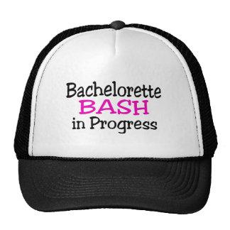 Bachelorette Bash In Progress Trucker Hat