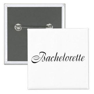 Bachelorette Blk Button