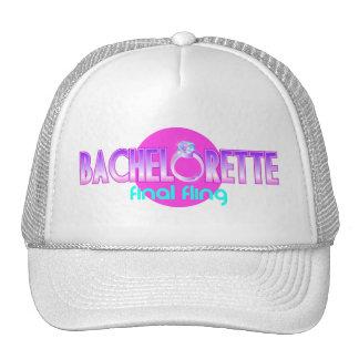 Bachelorette Final Fling Trucker Hat