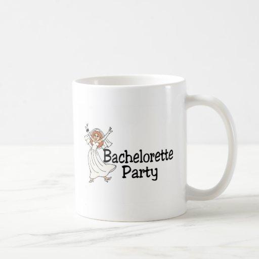 Bachelorette Party Bride Mugs