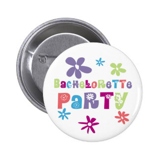 Bachelorette Party Pins