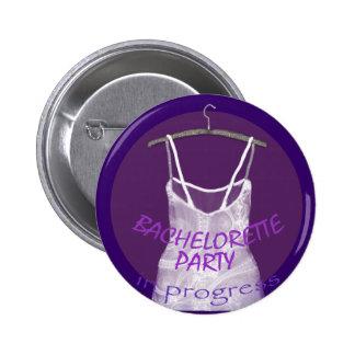 Bachelorette Party Pinback Button